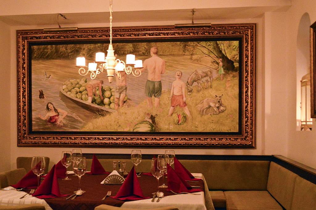 "Restoran ""Zlatna moruna"""