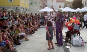 Klovn Arsa u Andricgradu (1)