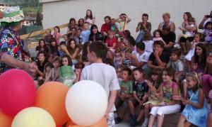 Klovn Arsa u Andricgradu (2)