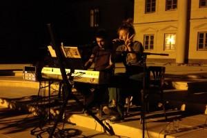 Branka i Jovica u Andricgradu