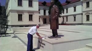 Rajko Vasic u Andricgradu