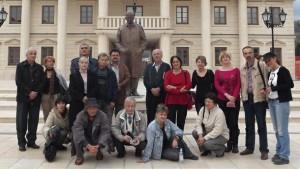 Pjesnici u Andricgradu