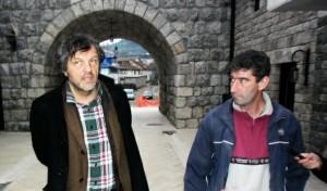 Emir Kustrica i Mihailo Simsic
