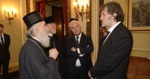 Emir Kusturica nagradjen za Andricgrad
